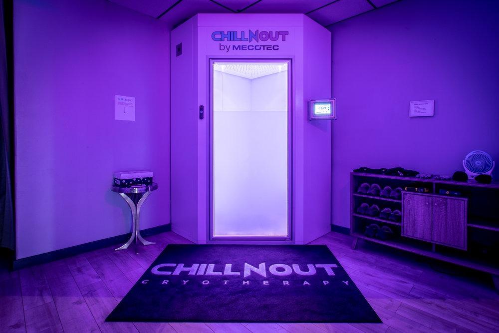 chillNout Main Chamber
