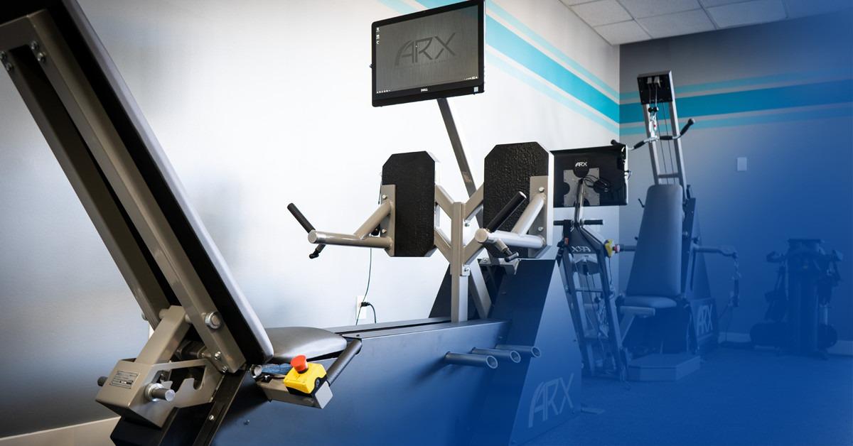 Leo's Fitness Lab Machines